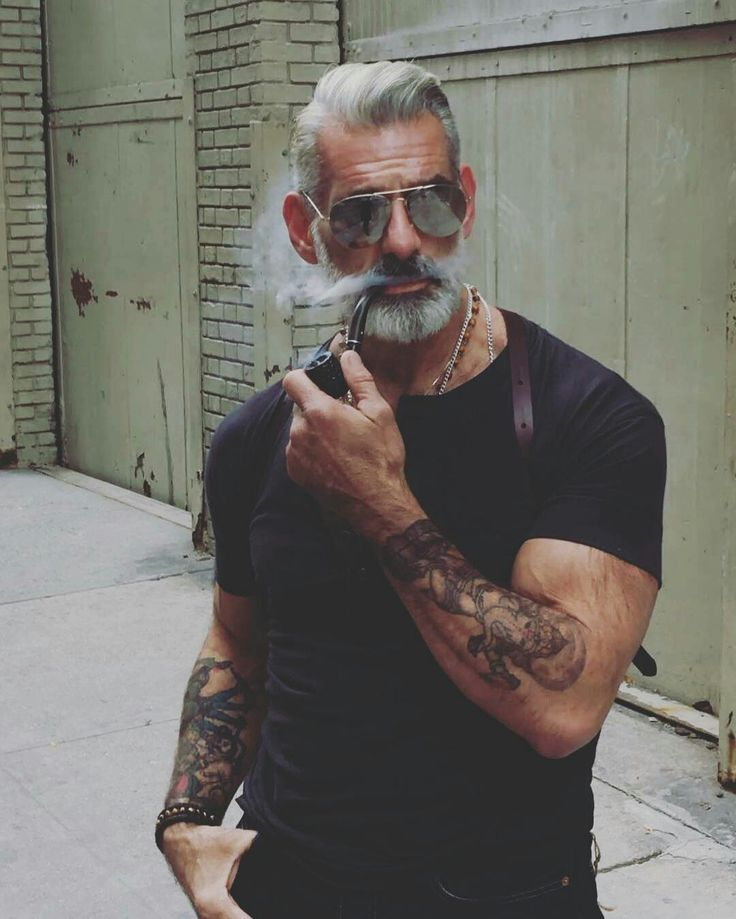 1018 best images about kapsel baard on pinterest men for Anthony french tattoo