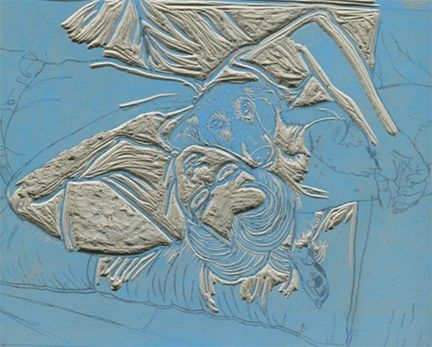 My Top 12 Tips on Linocut Printmaking | Shellie Lewis' Blog