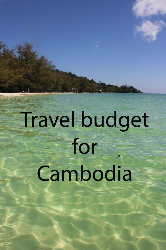 Are you going to Cambodia? Check out my travel budget right now: http://aworldofbackpacking.com/uk/rejsebudget-cambodja/