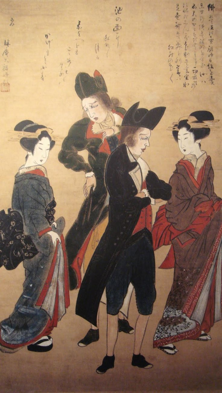 chinajapankorea:  An account of the prostitutes' quarter in Nagasaki in the 17th century by Engelbert Kaempfer, a foreign visitor to Japan:  According to the custom of this country, we will pass from the temples to the keiseimachi, or the prostitutes' quarter. For politeness' sake it is also called maruyama, after the name of the hill on which it is located, and is frequented no less than the temples. This quarter makes up the southernmost part of the city, and according to Japanese…