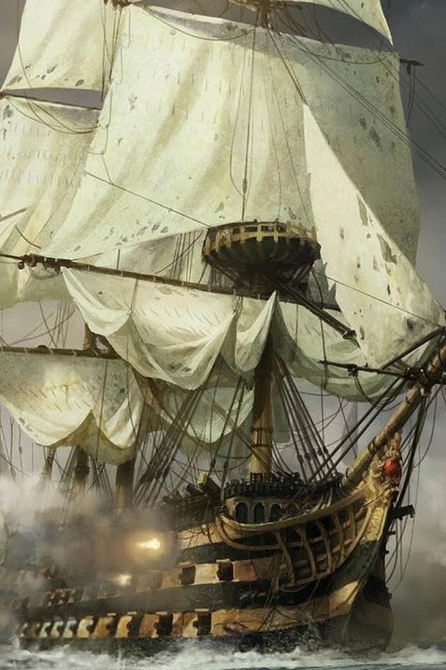 Impressive but ship unknown.