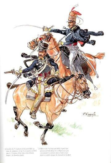 Hussars King German Legion