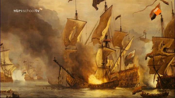 De republiek is ontstaan uit tachtig jaar oorlog, maar kent ook na 1648 veel wapengekletter, te land en ter zee. Nederland heeft zich dan inmiddels ontwikkeld tot militaire grootmacht. Er zijn allerlei redenen om naar de wapens te grijpen, maar de meeste oorlogen draaien om bescherming of uitbreiding van de handel.