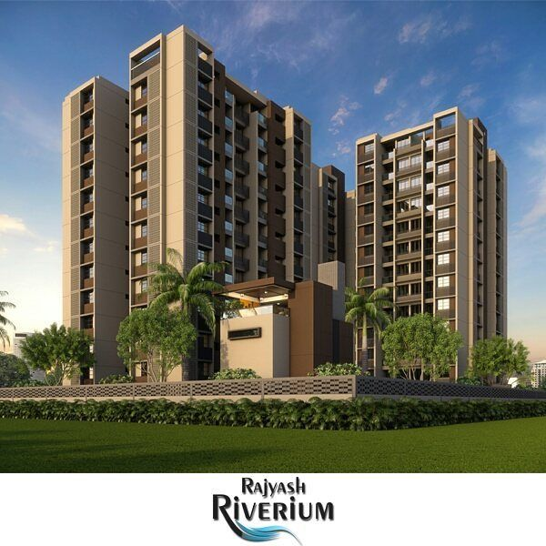 "RajYash Riverium is 2 & 3 BHK Sky Living Residence at South Vasna Ahmedabad. Well planned all modern amenities and connected with city it is just 5 minutes away from 132"" ring road. Sample house is getting ready soon. Call us on 990 990 7373 today for more information. https://goo.gl/BfFvPj #Home #Residential #Property #Ahmedabad #RajYashGroup #BuyProperty #Gujarat #sweethome #2bhk #realestate #realty"