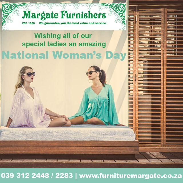 Wishing all of our special ladies an amazing National Woman's Day http://bit.ly/1IM6IAR
