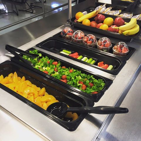 122 best school salad bars that rock images on pinterest for Food bar harrisonburg