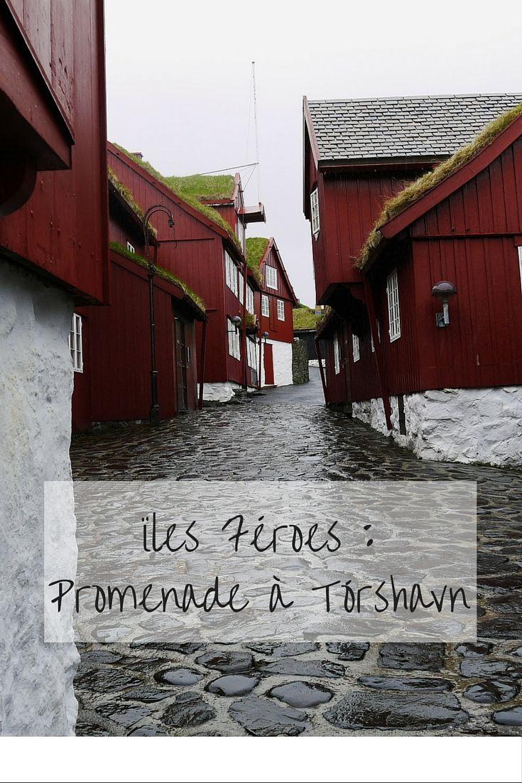 Fabuleuses Féroés : Tórshavn, Night and Day