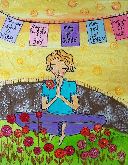 My wish for all my family and friends this coming Thanksgiving!=meditate