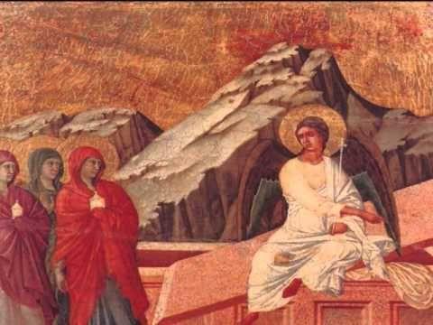 Ildebrando Pizzetti, 1/5 Requiem, Messa di requiem, Duccio di Buoninsegna - YouTube