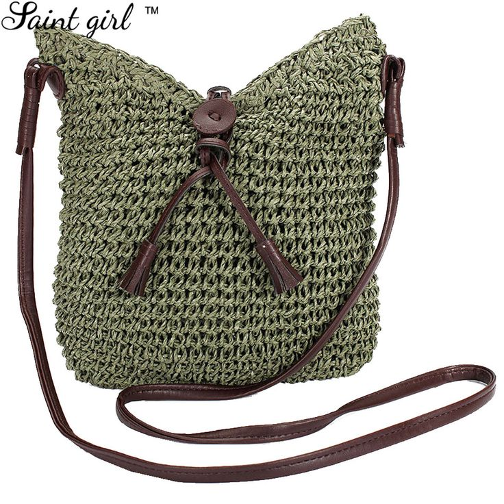 25  Best Ideas about Straw Beach Bags on Pinterest | Beach tote ...