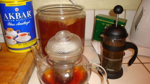 Starting your own Kombucha mother
