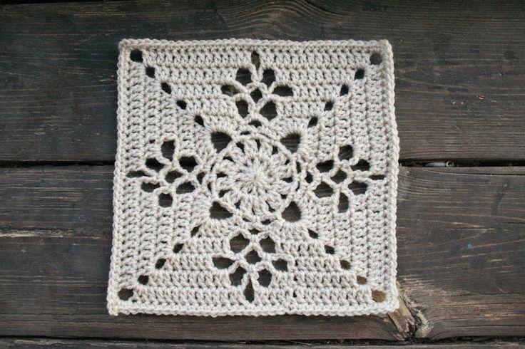 Tutorial Simple Joining Square Technique , Crochet tutorial, simple joining square technique, crochet technique, joining square, how to join squares