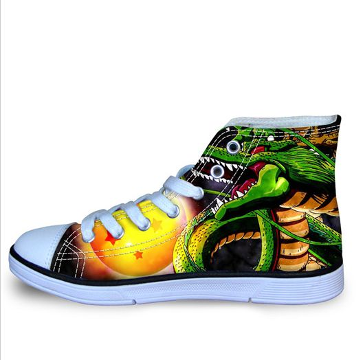 Dragon Ball Z Shoes Mexico - Free Shipping Worldwide