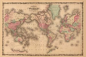 """Teachers put contrasting maps of the world side by side and let the students study them.    Natacha Scott, director of history and social studies at Boston public schools, said it was """"interesting to watch the students saying 'Wow' and 'No, really? Look at Africa, it's bigger'"""".    """"Some of their reactions were quite funny,"""" she added, """"but it was also amazingly interesting to see them questioning what they thought they knew."""