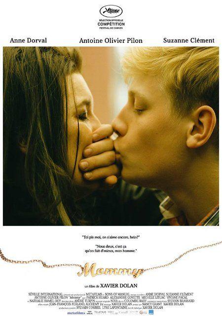 Des cinq films de Xavier Dolan, Mommy est sans doute celui qui a connu le plus gros succès médiatique lors de sa présentation à Cannes.