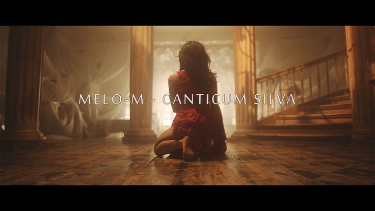 """Melo-M """"Canticum Silva"""" ( Forest Song ) Official Video"""