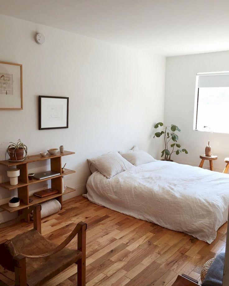 The 25+ best Minimalist bedroom ideas on Pinterest ... on Minimalist Bedroom Design Ideas  id=99378