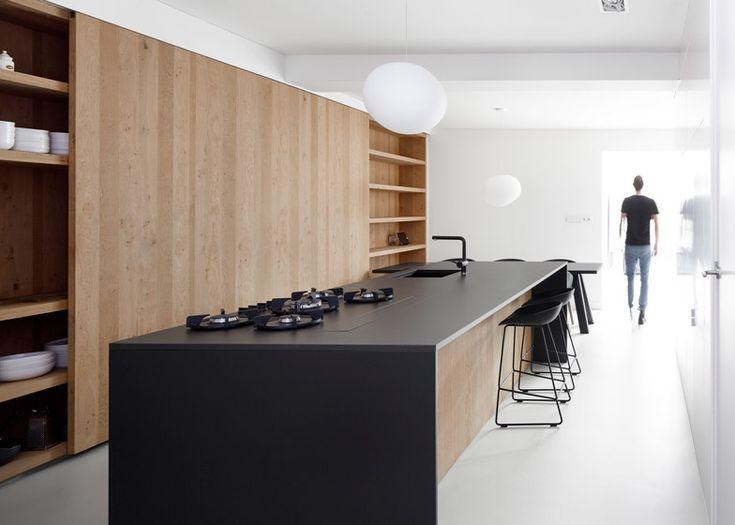 home 11 garage to apartment conversion - amsterdam - i29 - 2014 - kitchen - photo ewout huibers