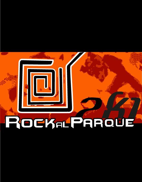 Rock al Parque 2001.