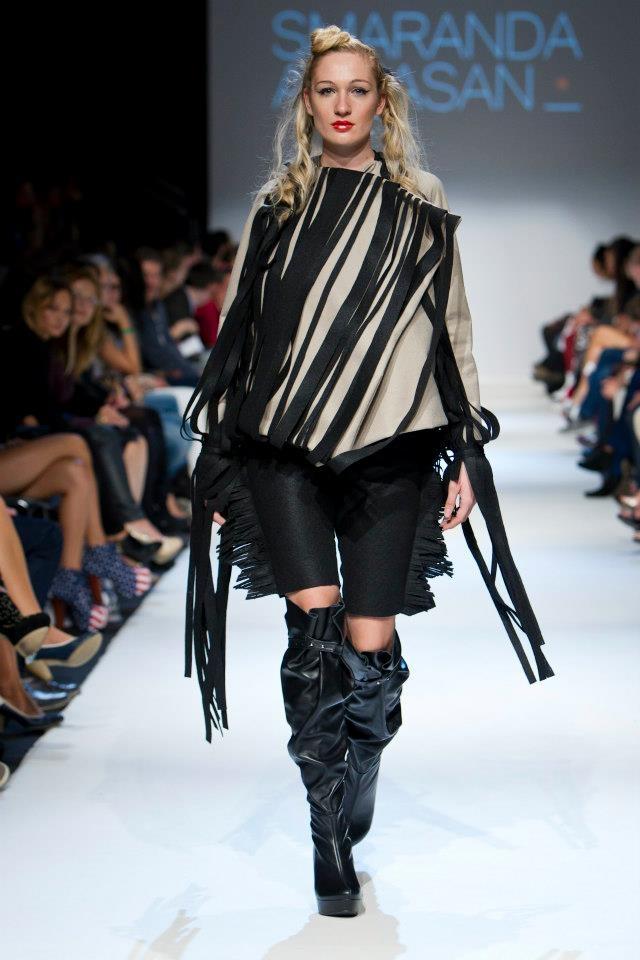 Smaranda Almasan Vienna Fashion Week