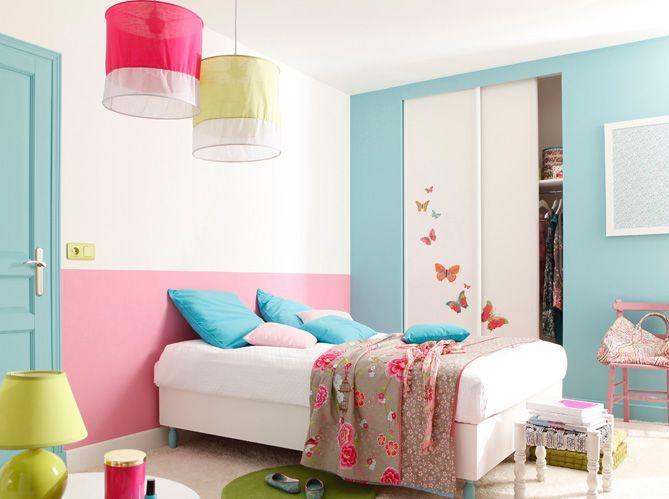 Choisir les couleurs le mobilier et suivre les tendances déco découvrez toutes nos jolies idées pour aménager ou relooker la chambre des enfants