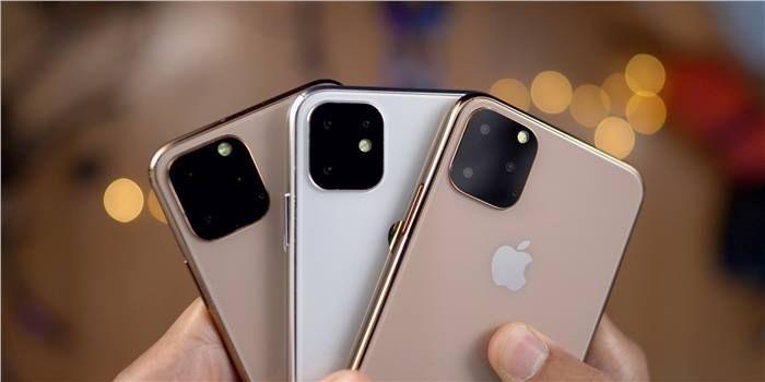 هواتف آيفون 2019 قادمة بمحرك إهتزازات جديد للإستغناء عن 3d Touch وتحسينات على السيلفي Iphone Iphone 11 Three Iphone