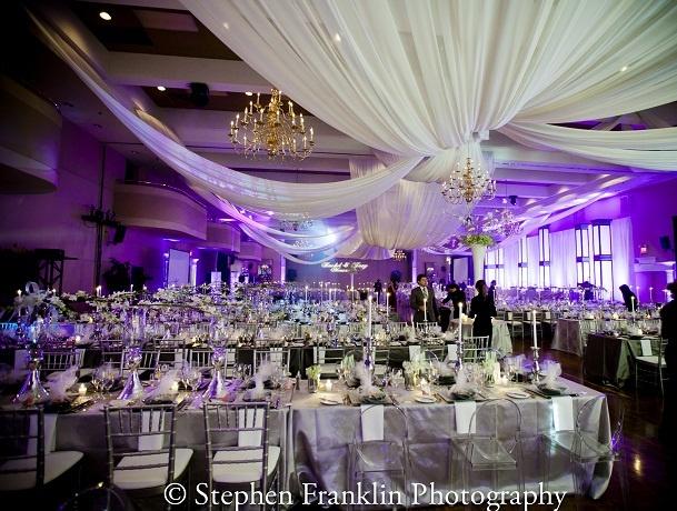 Long Rectangular Banquet Tables