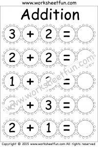 Детский Сад Дополнение Листов – Начальный Дополнительно – 5 Листов