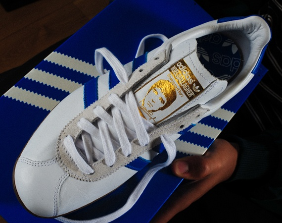 WANT. Noel Gallagher Adidas trainers.