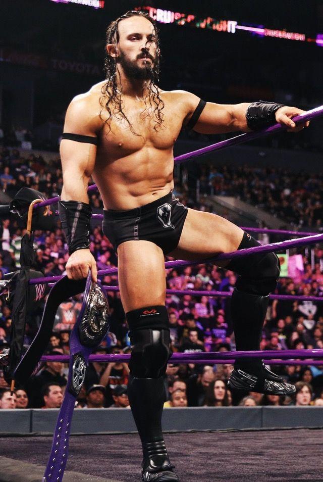 WWE Cruiserweight Champion Neville
