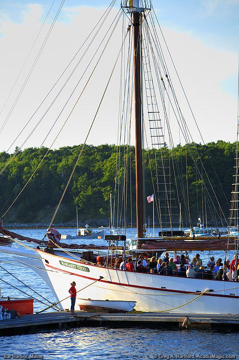 32 best summer vacation bar harbor maine images on for Food bar harbor