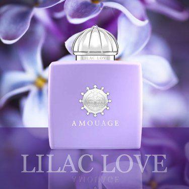 Lilac Love Amouage - MaRS