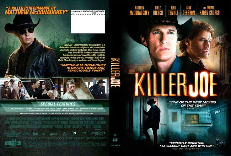 Killer Joe | Packaging | TEN30 Studios