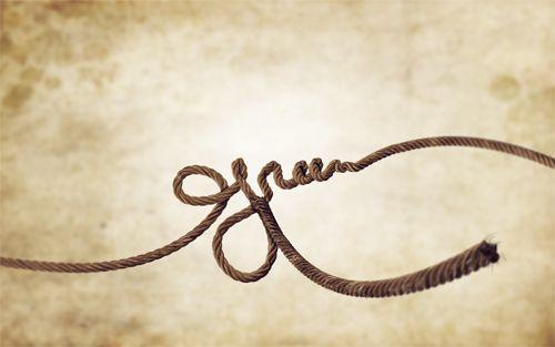 Tuto photoshop, cinema 4D, illustrator Créer un texte en forme de corde avec Photoshop et Cinema 4D