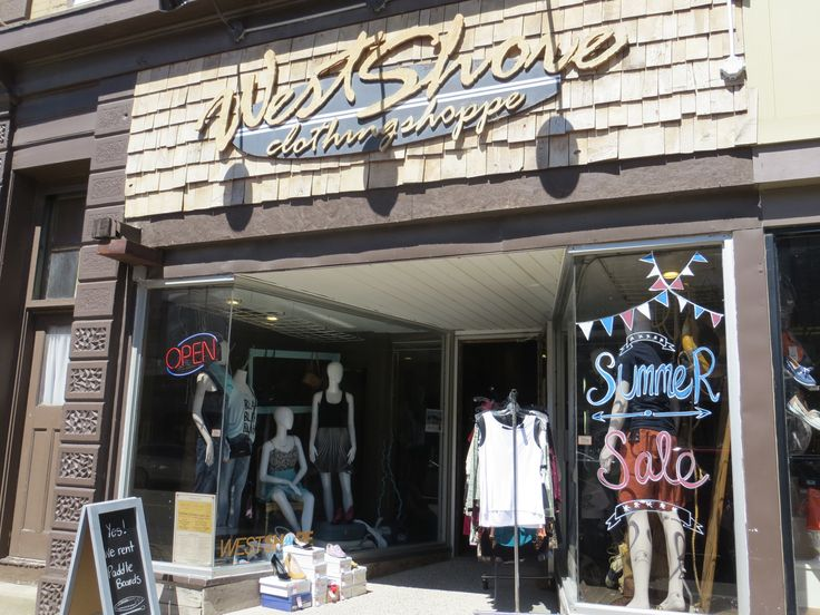West Shore Clothing and Surf Shoppe, 792 Queen Street, Kincardine, ON