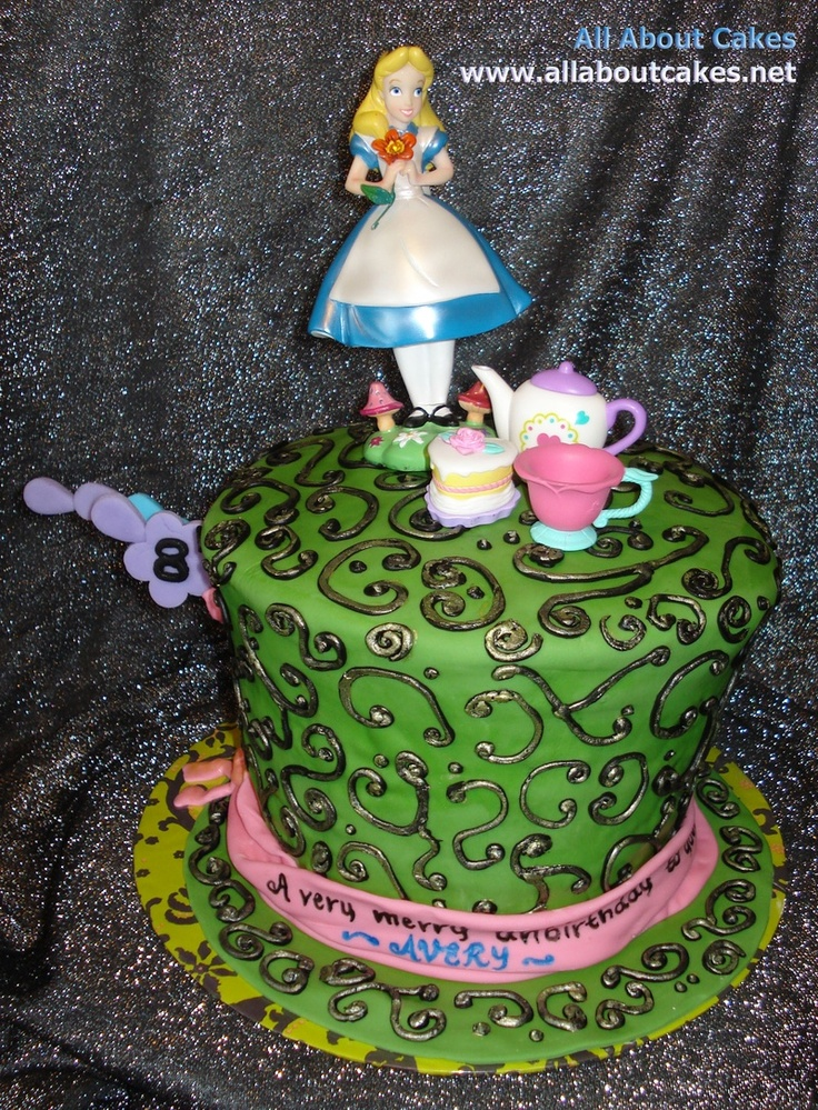 mad hatter wedding cake toppers mocha and chocolate cake with nutella filling toppers were 16979