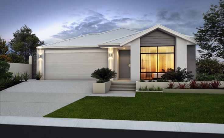 Your choice of traditional or modern elevation at no extra cost