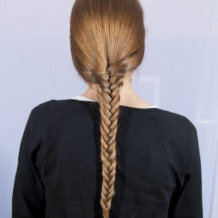 trenza de espiga /Tang braid