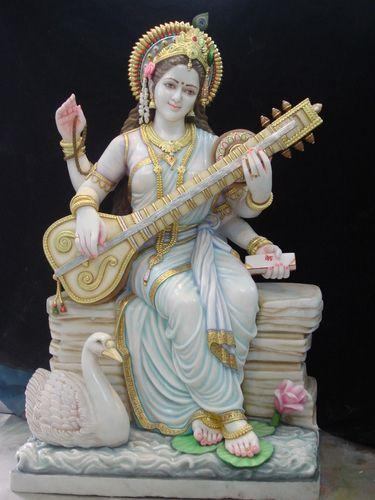 Saraswati Maa Statue