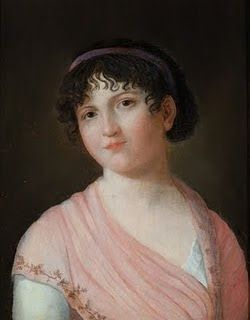 Mlle Lenormand - Painter: Jeanne-Philibere Ledoux * Hungarian sybils in Paris * Esoteric Tour * www.lenormand.hu