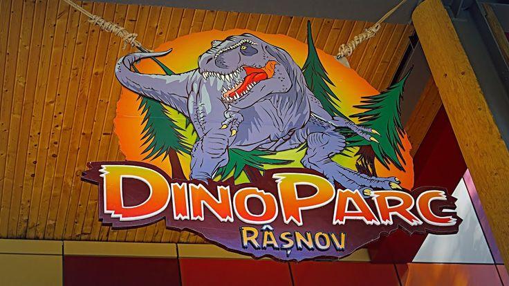 La plimbare prin Dino Parc Rasnov la muzeul dinozaurilor din Romania