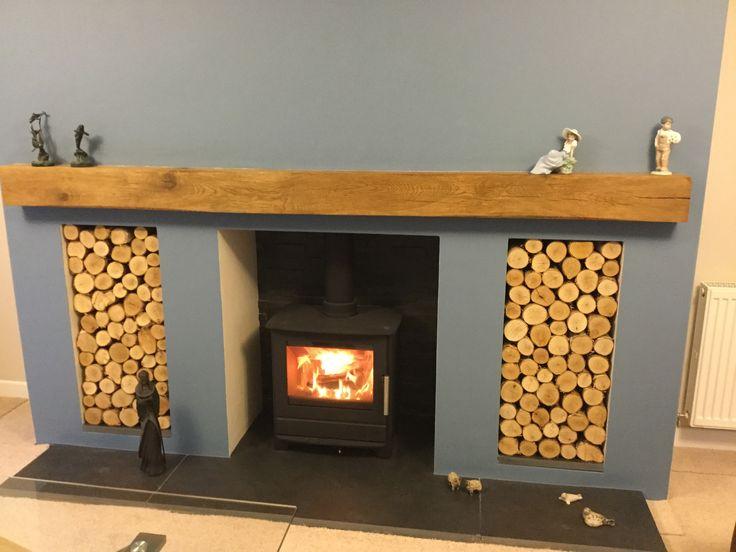 1000 Images About Decorative Logs On Pinterest