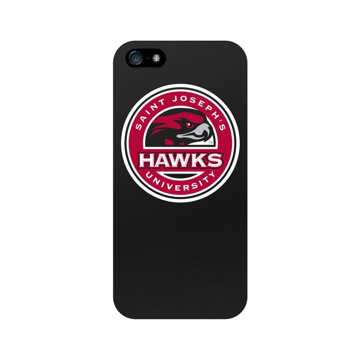 Saint Joseph's University Black Phone Case, Classic - iPhone 5/5S