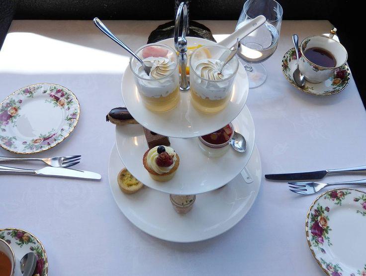 Gluten Free High Tea at Hippopotamus, Wellington