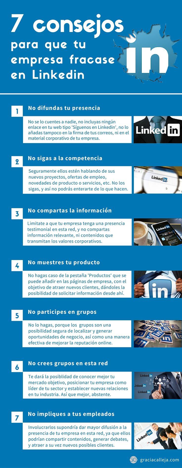 #comunicacioncorporativa #redessociales #linkedin #pymes