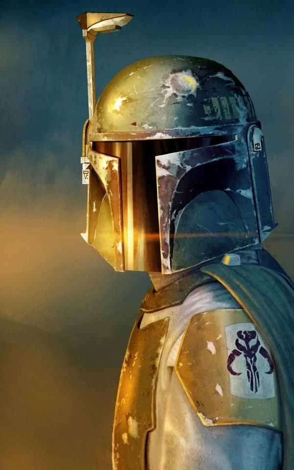 Star Wars Art / Boba Fett