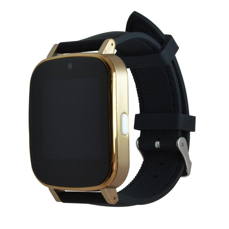 ColMi SmartWatch VS18 Arc Screen Clock Push APP Message Dial Call SMS Bluetooth Connect Samsung Android Phone Smart Watch