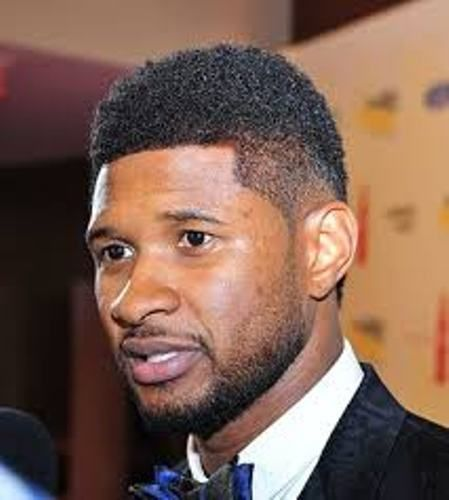Nice Usher Mohawk Fade Haircut For Black Men 2015 Check