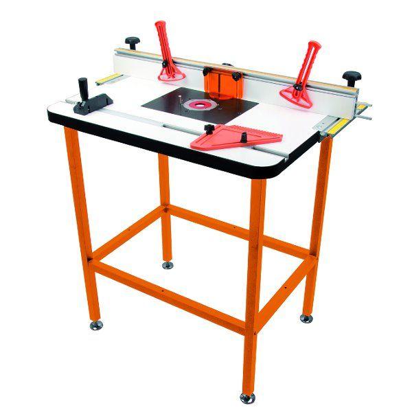 Nuovo tavolo professionale per elettrofresatrice- immagine prodotto