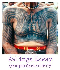 Filipino tattoos have a rich history, dating back to before the Philippine Islands were colonized ...